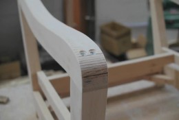 Creating a custom sofa