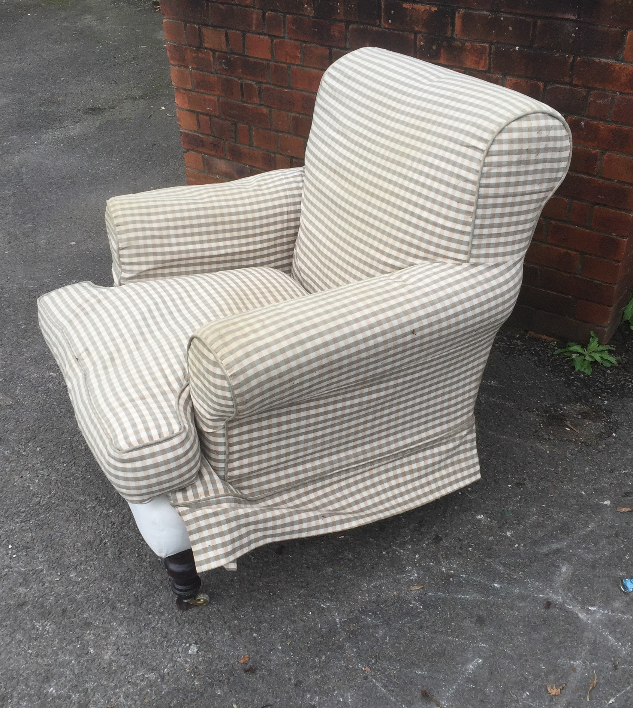 Low Armchair for sale