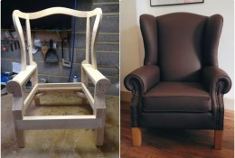 Custom made furniture in Bristol