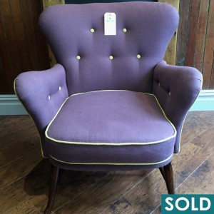 ercol purple square SOLD