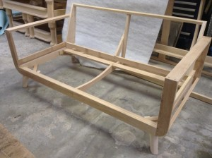 Creating A Unique Sofa New Build Beech Wood Sofa Frame