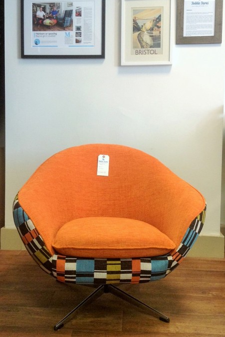 1960s retro chair