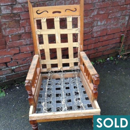 vintage-arm-chair SOLD